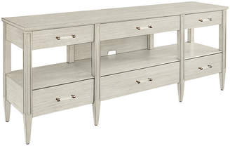 One Kings Lane Mulholland Media Console - Light Gray