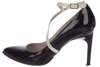 Jason Wu Patent Ankle-Strap Pumps