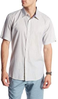 Fundamental Coast Gulf Stream Stripe Regular Fit Shirt