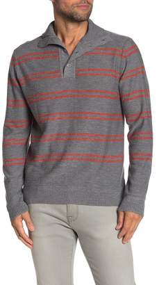 Grayers Wadsworth Stripe Wool Blend Sweater