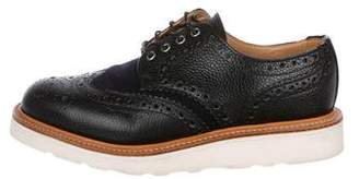 Mark McNairy New Amsterdam Leather Wingtip Brogues w/ Tags