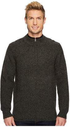 Pendleton Shetland 1/2 Zip Sweater Men's Long Sleeve Pullover
