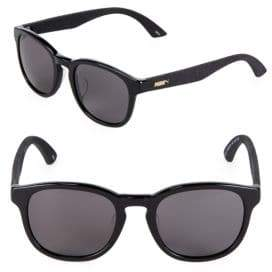 Puma 51MM Round Sunglasses