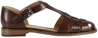 Church's Flat Sandals Shoes Women