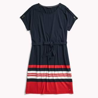 Tommy Hilfiger Cold Shoulder Dress