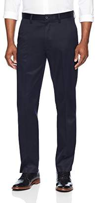 Buttoned Down Men's Straight Fit Stretch Non-Iron Dress Chino Pant