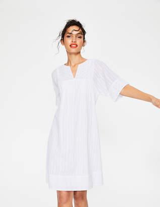 Boden Helene Broderie Dress