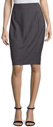 WORTHINGTON Worthington Suiting Skirt - Tall