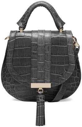 DeMellier Nano Venice Leather Mini Crossbody Bag