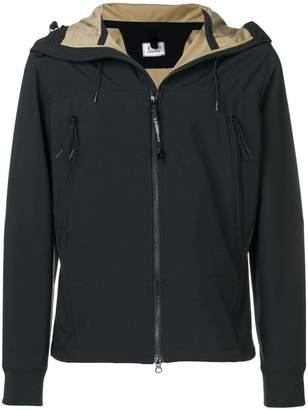 C.P. Company zipped goggle jacket