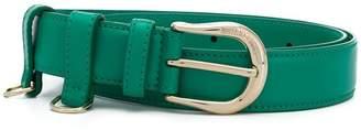 Emilio Pucci gold-tone buckle belt
