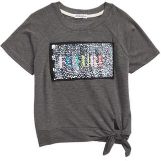 Ten Sixty Sherman Future Sequin Tee