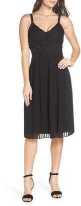 Heartloom Kinsley Pleated A-Line Dress