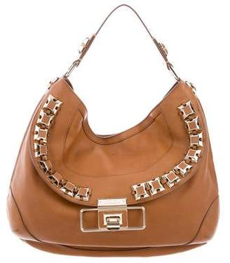 Anya Hindmarch Leather Cholet Hobo