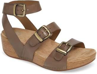 Dansko Lou Ankle Strap Sandal