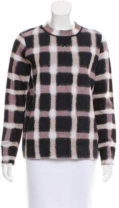 Marc by Marc Jacobs Printed Long Sleeve Sweater