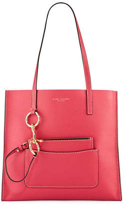 Marc Jacobs The Bold Grind Pebbled Shopper Tote Bag