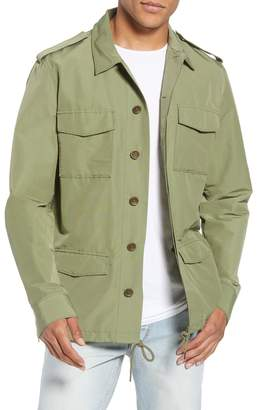 Frame PC Slim Fit Military Jacket