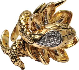 Roberto Cavalli Serpent et Scorpion ring