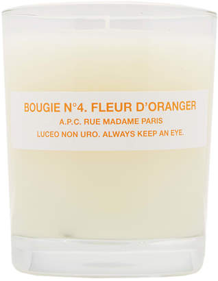 A.P.C. Candle No.4