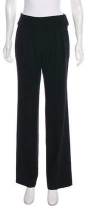 Calvin Klein Mid-Rise Wide-Leg Pants w/ Tags