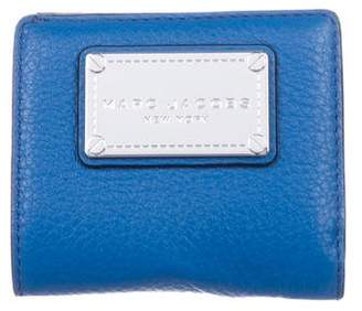 Marc Jacobs Leather Compact Wallet w/ Tags