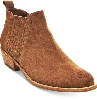 Steve Madden Women's Tallie Ankle Booties $89 thestylecure.com