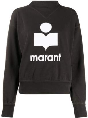 Etoile Isabel Marant funnel neck sweater
