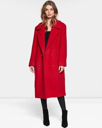 Bardot Oversized Coat