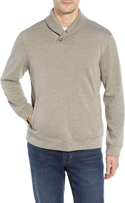 Tommy Bahama Sandbar Shawl Collar Regular Fit Pullover