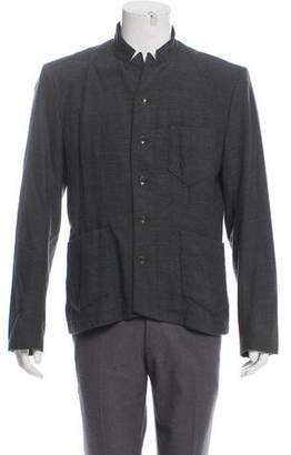 Rag & Bone Felted Wool Lightweight Jacket