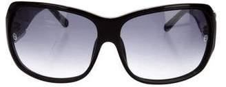 Michele Embellished Oversize Sunglasses