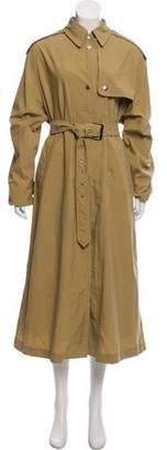 Isabel Marant Belted Trench Coat w/ Tags