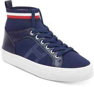 Tommy Hilfiger Fether Slip-On Sock Sneakers Women's Shoes