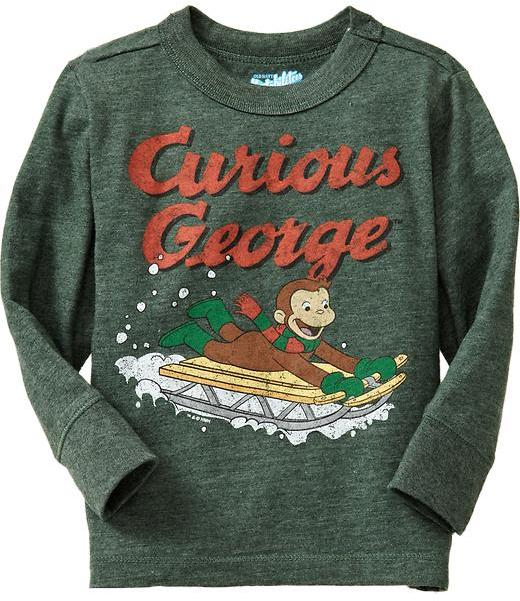 Old Navy Curious George™ Tees for Baby