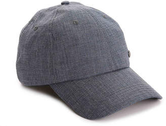 Perry Ellis Heathered Baseball Cap - Men's