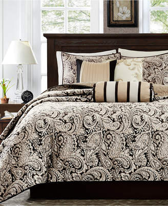Madison Park Aubrey 6-Pc. Quilted King/California King Coverlet Set Bedding