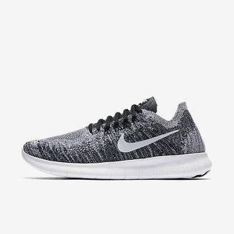 Nike Free RN Flyknit 2017 Women's Running Shoe $120 thestylecure.com