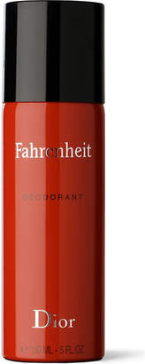 Christian Dior Fahrenheit natural spray deodorant