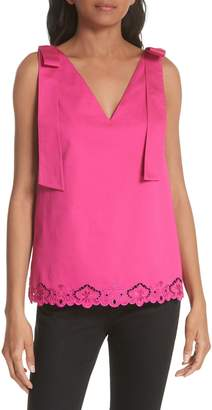 Ted Baker Daynaa Bow Shoulder Top