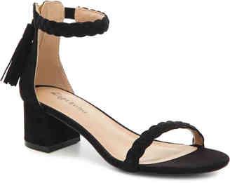 Women's Carlotta Sandal -Cognac $60 thestylecure.com