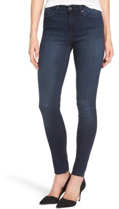 Women's Mavi Jeans Alissa Stretch Skinny Jeans $98 thestylecure.com