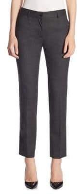 Dolce & Gabbana Slim Flannel Pants