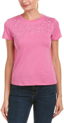 Romeo & Juliet Couture Embellished T- Shirt