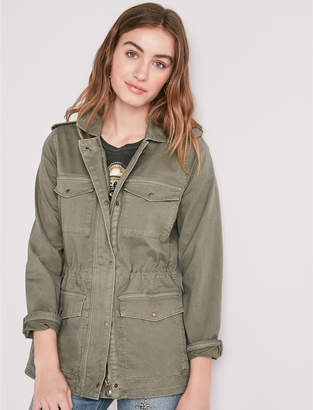 Lucky Brand Girlfriend Utility Jacket