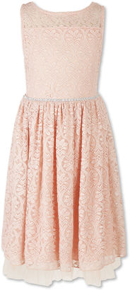 Speechless Sleeveless Party Dress - Big Kid Girls $65 thestylecure.com