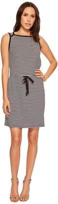 Three Dots Sleeveless Tie Front Dress Women's Dress