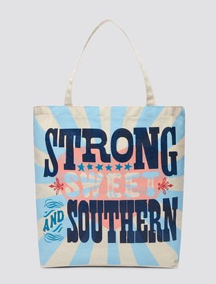 Draper James Strong Sweet And Southern Tote
