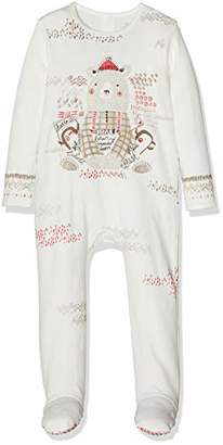 boboli Boys' Interlock Play Suit Baby Footies,74