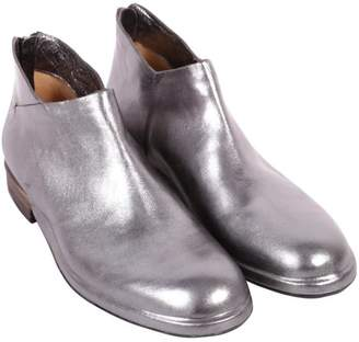 Roberto Del Carlo Leather Ankle Boots